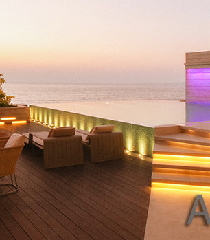 Juhu Beach House Architecture, Mumbai - ArchPhoto Slider