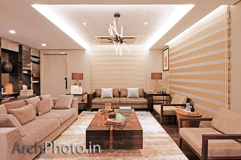 Villa Interiors Design House Hyderabad Supraja Rao ArchPhoto Residential